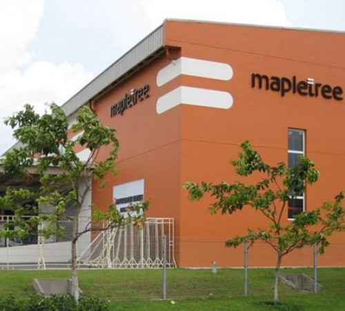 Mapletree Logistics Centre Binh Duong Province