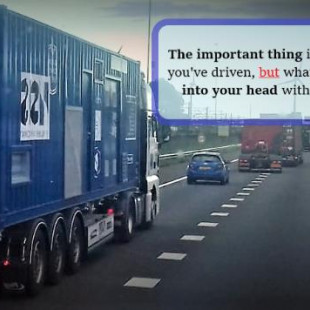 Q Quote truck driver